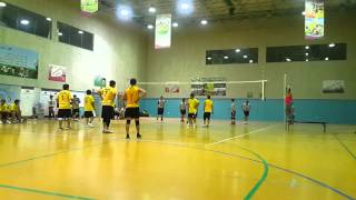 PEACE M vs Powerbankz Set 1 Part 2 FIVBA V-League, công phượng, u23 việt nam, vleague