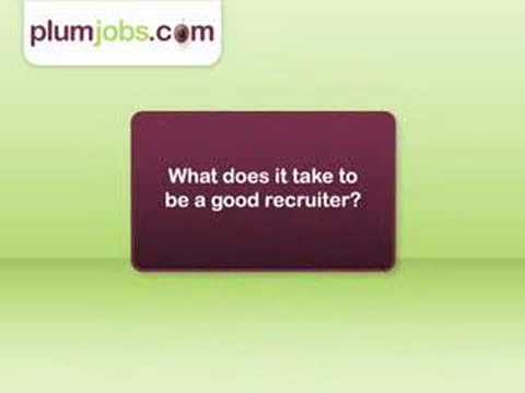 Recruitment - A montage cut together of real recruiters, telling you what it is like to work in recruitment.