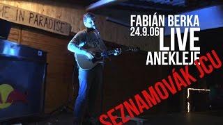 Video Fabián Berka - Anekleje [LIVE  Seznamovák JCU 24.9.2016]