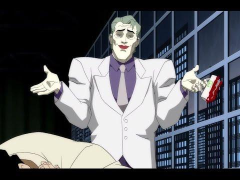 Джокер убивает всех людей на тв-шоу - DomaVideo.Ru