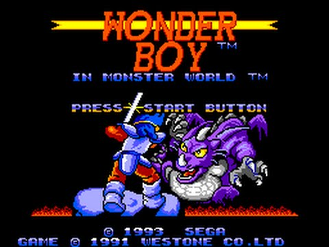 Master System Longplay [050] Wonder Boy V: In Monster World III