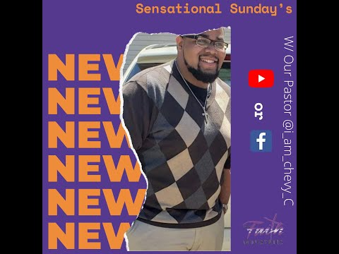 Sensational Sunday's with Chevy- Who Do YOU Say That I AM?