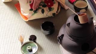 Tea Ceremony Experience at Camellia