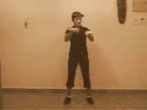 miming - I think this was the first video taken of me miming. Gavin, a very good friend of mine who was a student of School of Drama took the video I think with a 3mp...