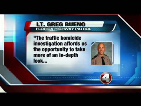 FHP Trooper at fault for traffic crash