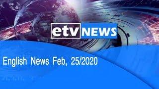 English News Feb,15/2020