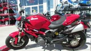 1. 2010 Ducati Monster 796 Motorcycle - Centre Hamel Honda, St-Eustache, Quebec, Canada