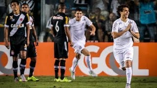 Diante de outros dois lanternas do Brasileirão (Joinville e Coritiba), o Santos não fez feio e garantiu os três pontos em casa. Na noite desta quarta-feira, o Peixe ...