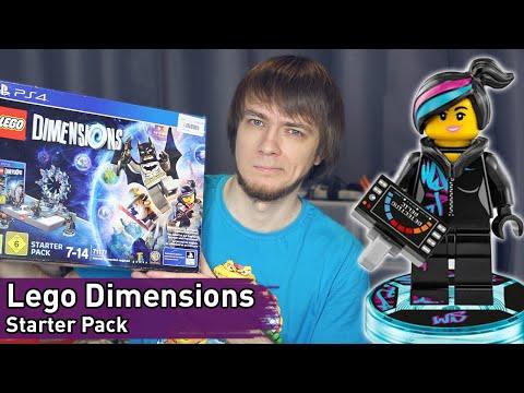 Lego Dimensions: Starter Pack - Brickworm