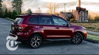 Car Review 2013: Subaru Forester 2014 - Driven
