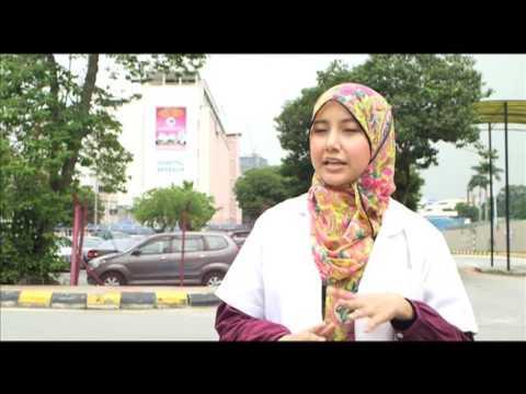 Video Marketing Sample Malaysia Produced for Consumer Norshahida Sunsilk Youtube marketing in Malays