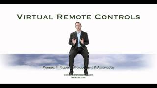 Virtual Remote Controls YouTube video