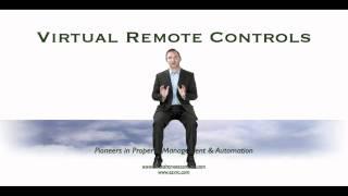 Virtual Remote Controls YouTube video