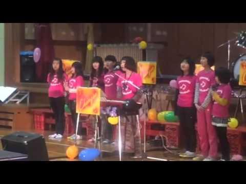 鎮西小学校器楽部 卒業記念演奏会