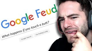 What Happens If You Touch A Butt? - Google Feud