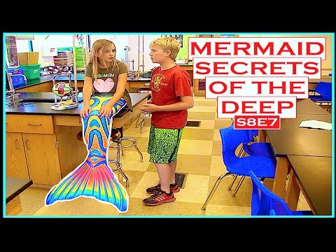Mermaid Secrets of The Deep - S8E6 - SCIENCE
