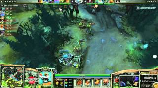 Kaipi Vs Team Empire Game 1   Bigpoint Battle DOTA 2   TobiWan&Clairvoyance