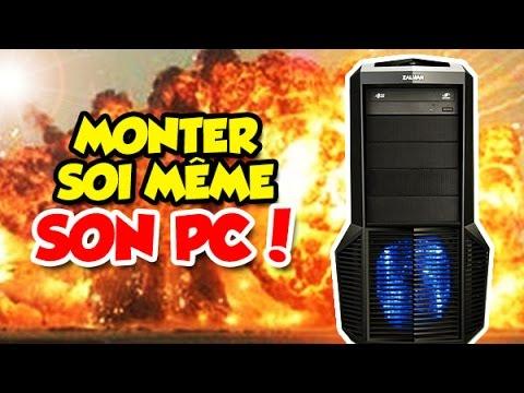 MONTEZ VOUS MÊME VOTRE PC GAMER à 500€!