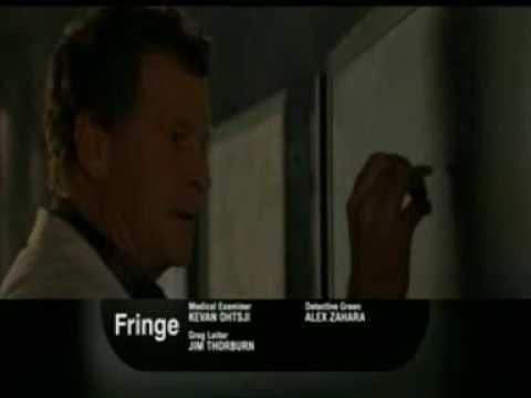 "Fringe - Promo 2x06 (""Earthling"")"