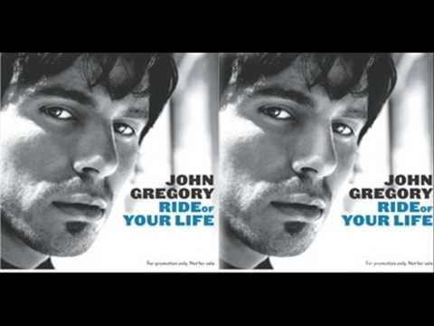 Tekst piosenki John Gregory - Ride of your life po polsku
