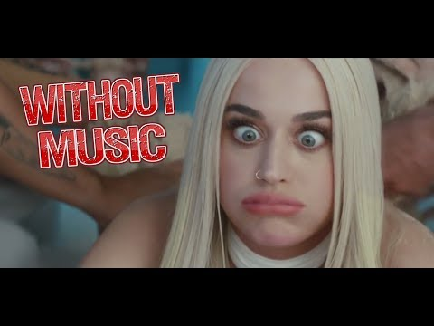 Katy Perry - Without Music - Bon Appétit - SHREDS