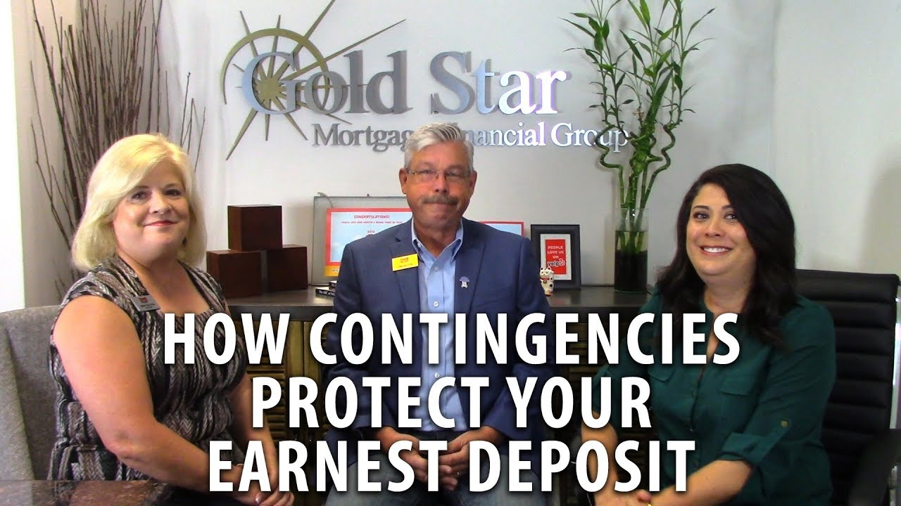 3 Contingencies That Can Protect Your Earnest Deposit