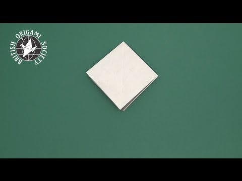Tip 10-03 - Square Base Fold (method #3)