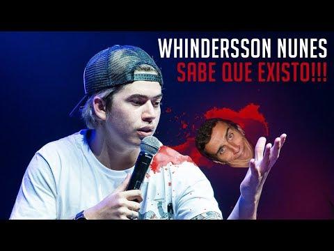 Whindersson Nunes sabe da minha existência!!!
