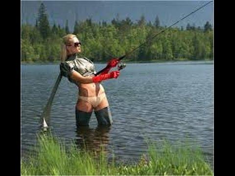 рыболовы на початках