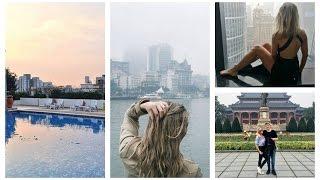 Guangzhou China  city images : Guangzhou China Travel Vlog; W Guangzhou, Shamian Island, Chimelong, Oriental Express | EmTalks