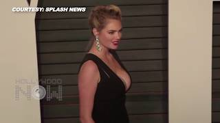 Kate Upton Boob Popping, HOT CLEAVAGE Or Body Hugging Look?