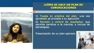 UTPL PLAN DE COMUNICACIÓN EMPRESARIAL [( MAESTRÍA EN GESTIÓN EMPRESARIAL II CICLO)]