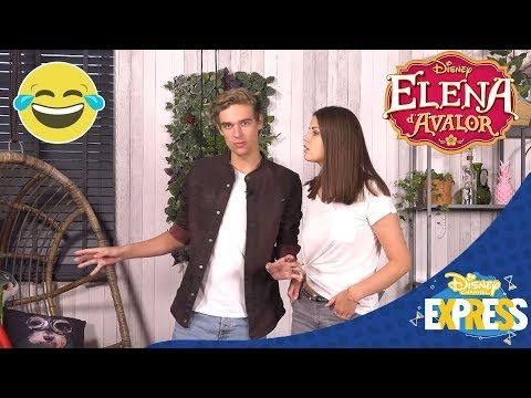 Disney Channel Express | Elena d'Avalor | Disney Channel BE