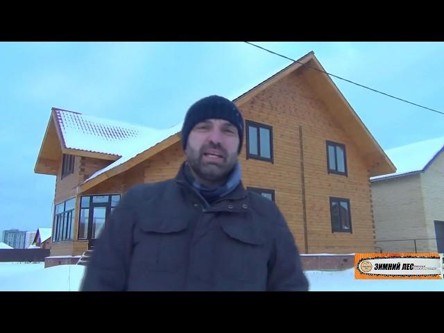 Отзыв о строительстве дома под ключ Московская область