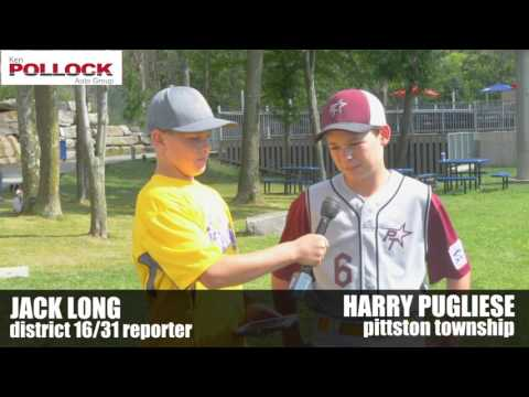 Harry Pugliese Interview