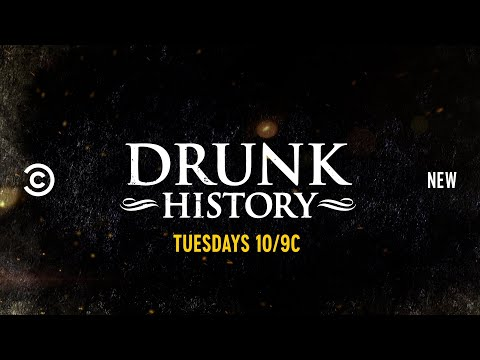 Drunk History Season 6 - Official Trailer