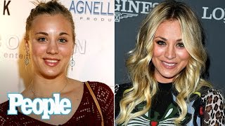 Kaley Cuoco's Evolution Of Looks! | Time Machine | People