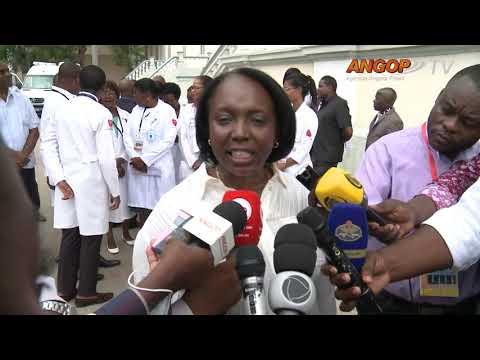 MINSA quer rever processo de privatização da Angomédica