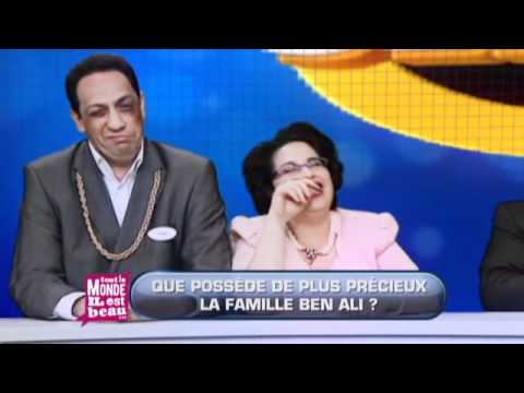 Famille en or : Ben Ali contre Gbagbo