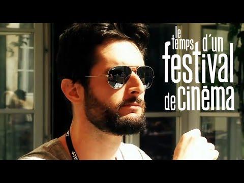 Le temps d'un festival de cinéma avec François Theurel - Angoulême 2014