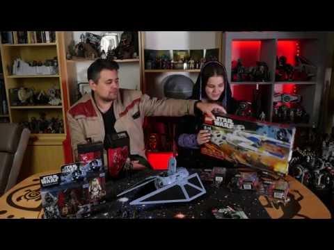 Star Wars Holonet Show 17: Rogue One Merchandise-Overkill!