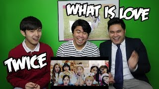 Video TWICE - WHAT IS LOVE MV REACTION (TWICE FANBOYS) MP3, 3GP, MP4, WEBM, AVI, FLV April 2018