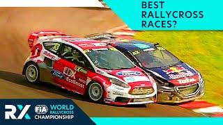 BEST EVER RACES! | Part 3 | FIA World Rallycross