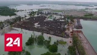 Дожди в Таиланде оставили без крова миллион человек