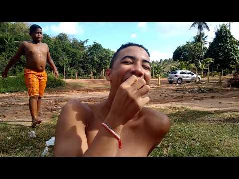 A fome e foda - Gamba no rio Adriana em Coruripe