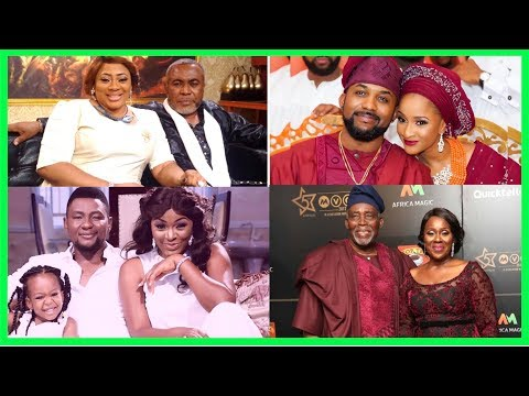 15 Nollywood Actors Who Met Their Partners On Movie Set