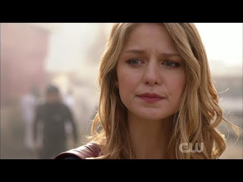 Supergirl 4x11 Alex warns Supergirl, Nia's sister discovers the secret