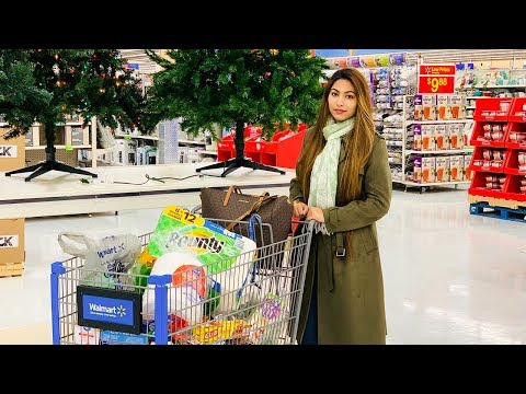 Grocery Shopping With Huma At Walmart Canada By (HUMA IN THE KITCHEN)