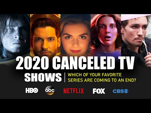 Tv shows cancelled after one season 2020