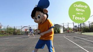 Challenge Haven part 13: Tennis